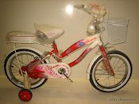 Sepeda Anak FAMILY BLOSSOM 16 Inci