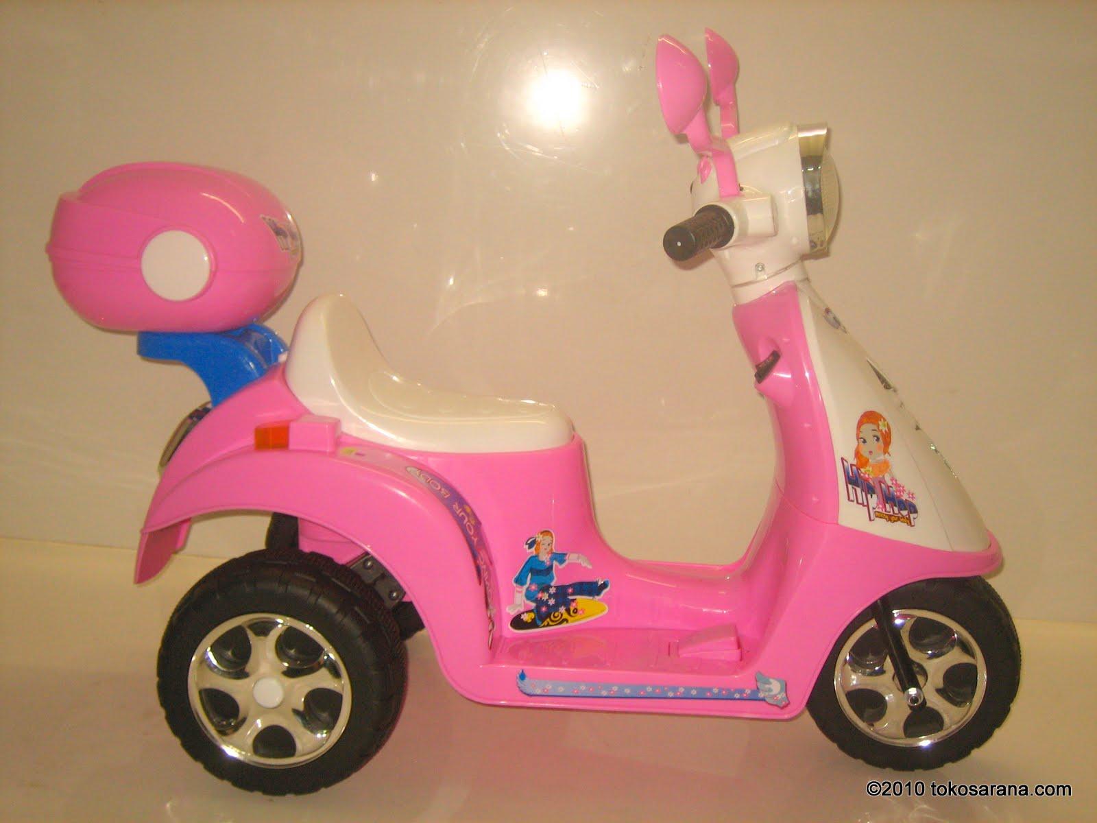 Clearance Sale Sepeda Mainan Anak Dan Perlengkapan Bayi Motor