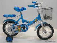 Sepeda Anak KASEA 1206 Flower 12 Inci
