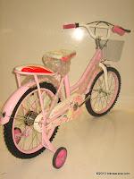 4 Sepeda Anak GENIO RABBIT 16 Inci