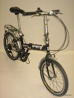 3 Sepeda Lipat GENIO 20-6S SPRINT 20 inci