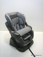 Baby Car Seat BABYDOES BD870 with Safety Bar and Extra Seat Pad