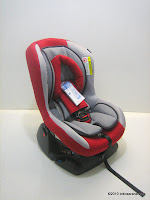 Baby Car Seat Coco Latte 800; Forward and Rear-facing 0-18kg