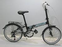 1 Sepeda Lipat ELEMENT AERO  20 Inci