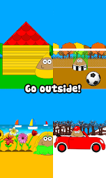 Pou APK screenshot thumbnail 4