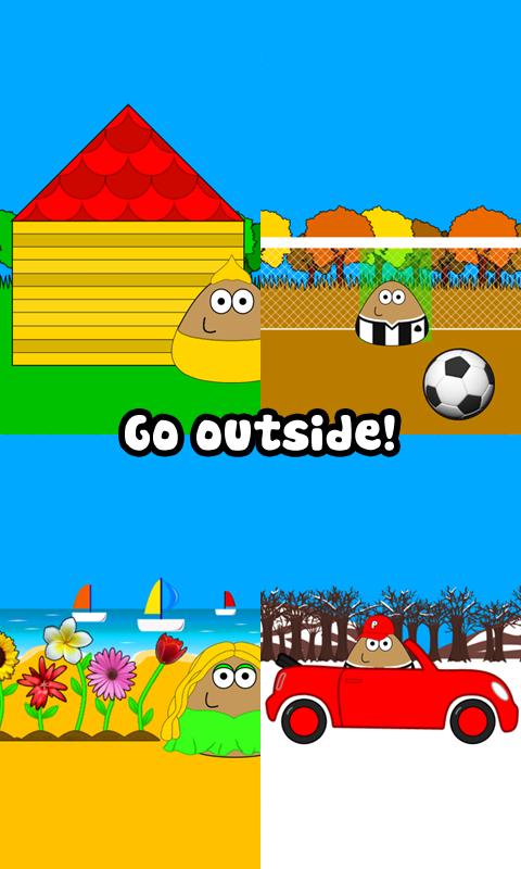 Pou Screenshot 3