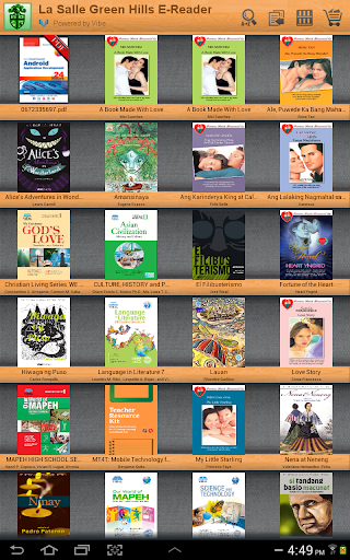LSGH eBook Reader 2013