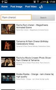 Ram Charan Fans - screenshot thumbnail