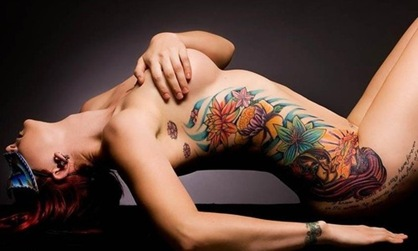 Beautiful Girls Tattooed Women