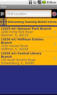 Schaumburg Twp. District Libra- screenshot thumbnail