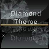 Diamond Go Launcher Theme