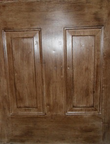 Keen Inspirations door refinish  glaze