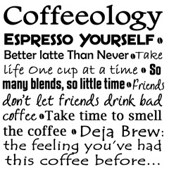 Coffeeology Printable Keen Inspirations
