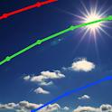Sun Tracker AR logo
