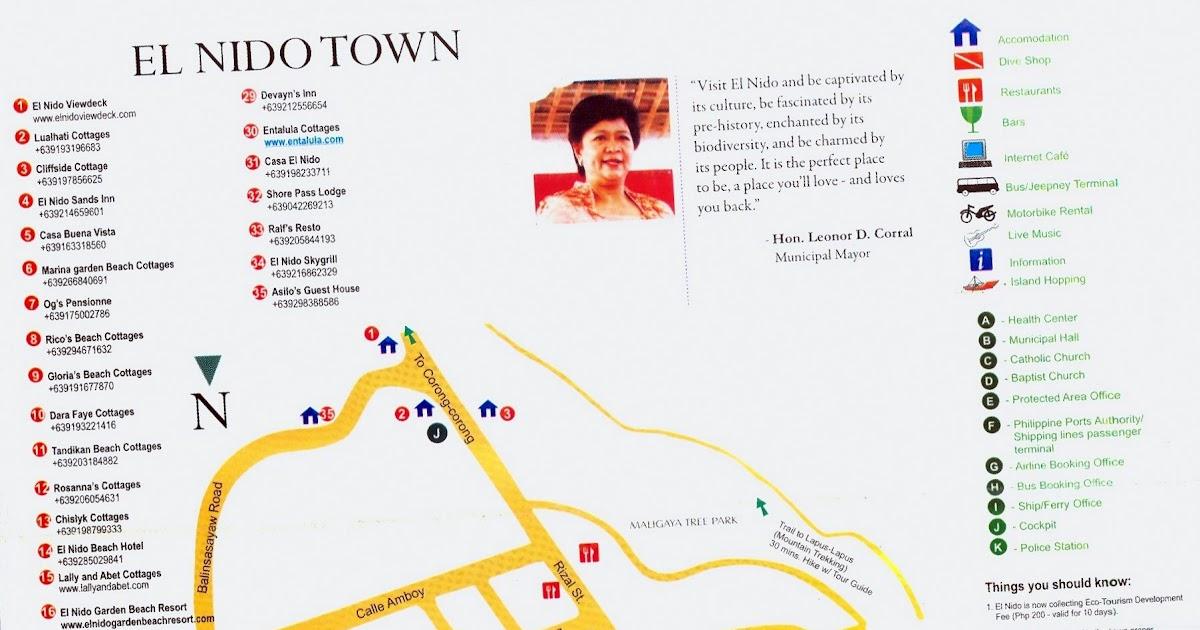 Budget Travel Guide To El Nido Palawan