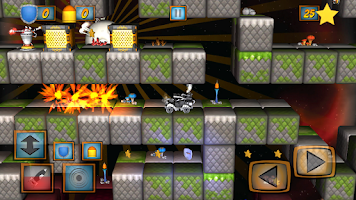 Screenshot of Planet Zoom 3D