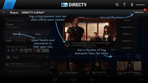 DIRECTV for Tablets Screenshot 20