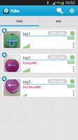 Screenshot of FOBO Tag 2