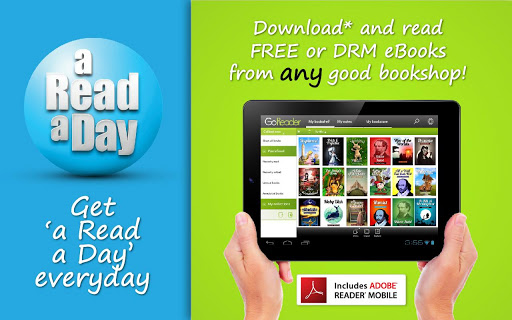 GoReader™ eBook Reader PDF