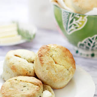 Rosemary Potato Buttermilk Biscuits.