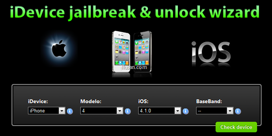 ¿Puedo desbloquear, liberar, jailbrokear mi iPhone, iPod, iPad, iPhone, iTV ?