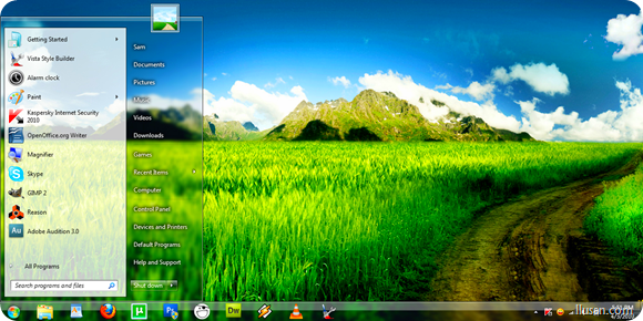 Descarga 5 excelentes Temas para Windows 7 gratis