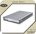 lacie hd 320gb