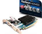 PLACAS DE VIDEO RADEON HD 5450 1GB DDR3 SAPPHIRE