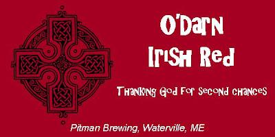 O'Darn Irish Red Ale