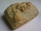 Almost Too Easy Bread made with beer from Pitman Brewing
