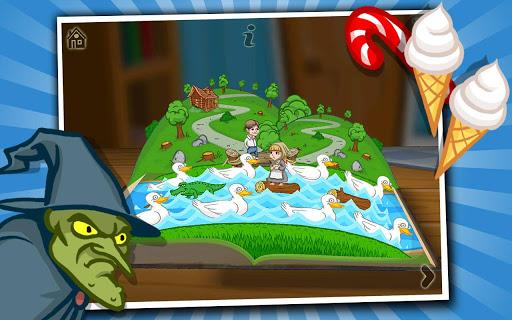 【免費書籍App】Grimm's Hansel and Gretel-APP點子