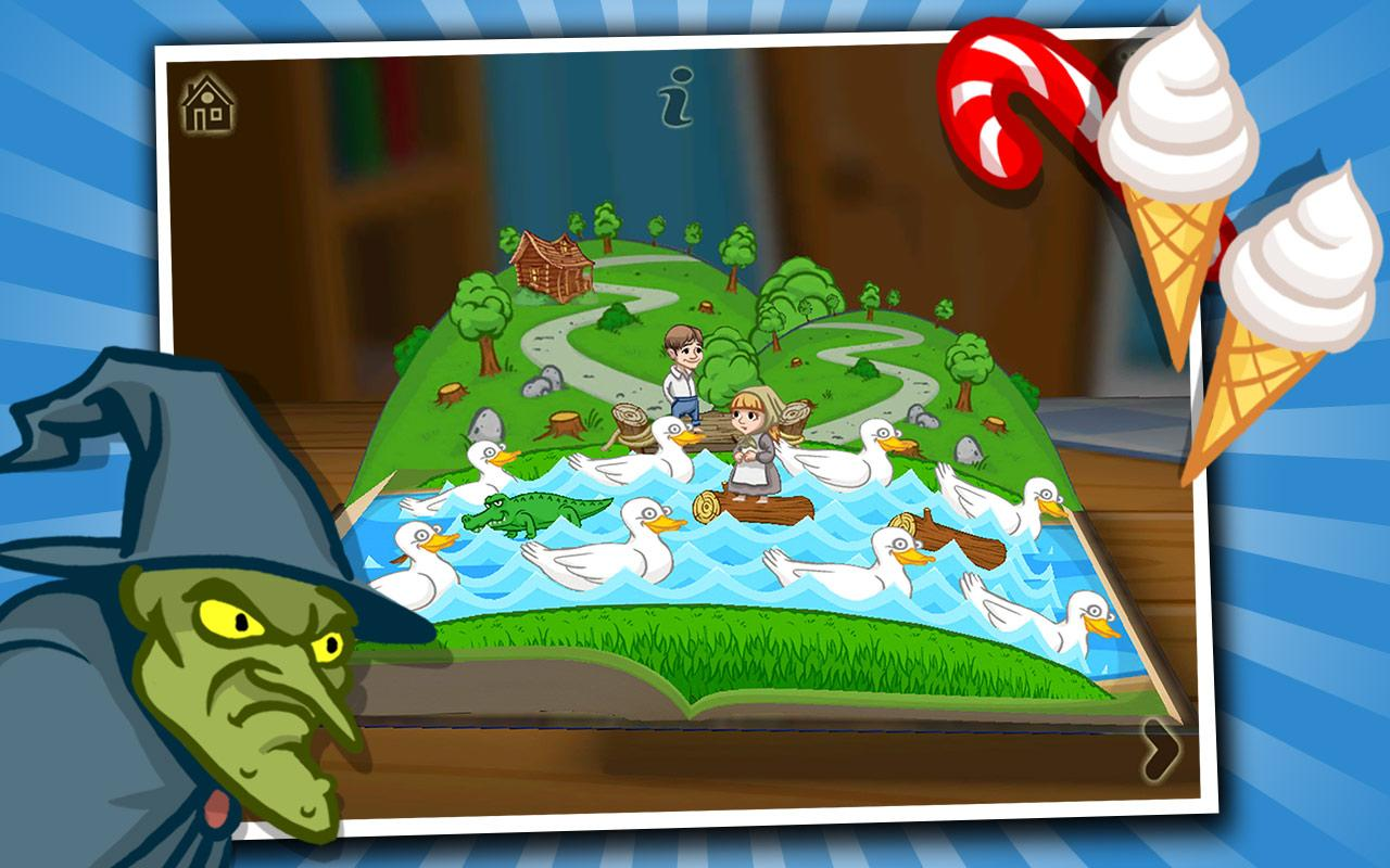 Grimm's Hansel and Gretel - screenshot