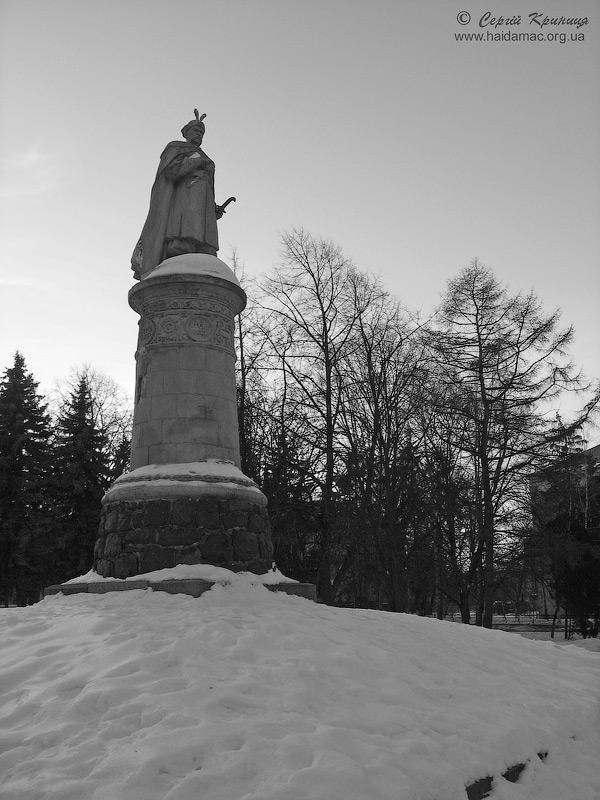 пам'ятник Хмельницькому