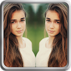 Mirror Photo Editor: Collage Maker & Selfie Camera icon