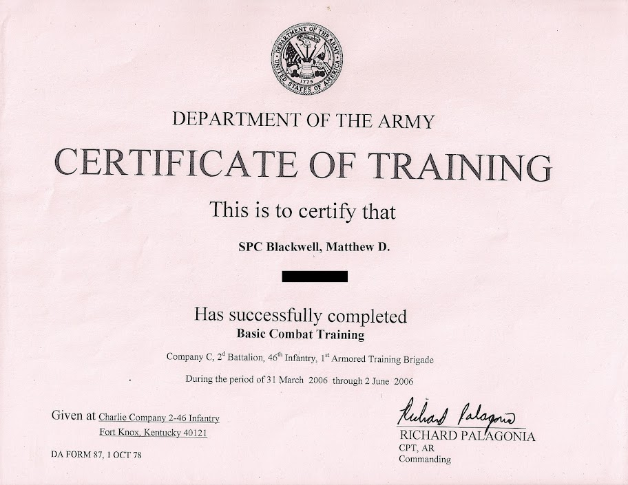 army certificate of completion template - army certificate of completion template 28 images army