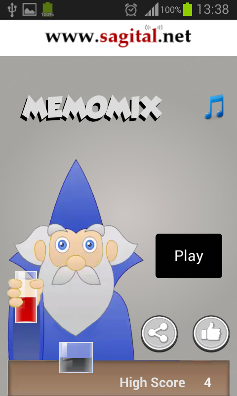 Memomix- screenshot