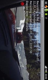 Omnis DashCam- screenshot thumbnail