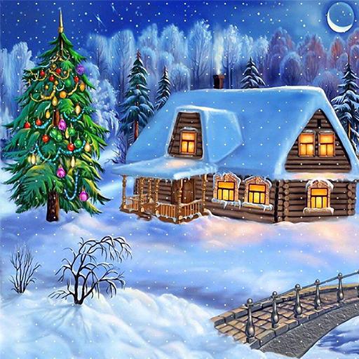 个人化のクリスマスプロライブ壁紙。 LOGO-HotApp4Game
