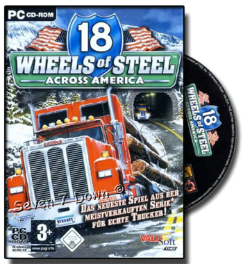 Haul wheels long steel completo of pc download 18 iso american