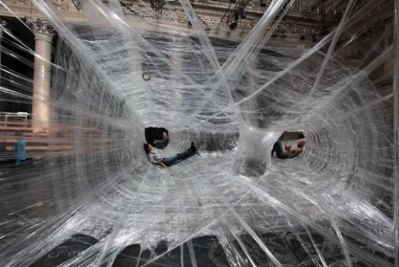 World's Largest Spider Web Ever Spun 05