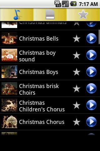 愉悦的圣诞铃声