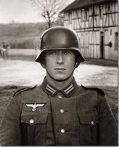 august sander german soldier