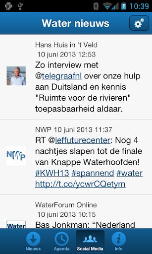 Water nieuws