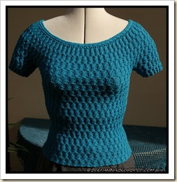 Lagon sweater finished