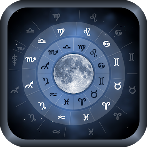 Moon Horoscope Deluxe 書籍 App LOGO-APP試玩
