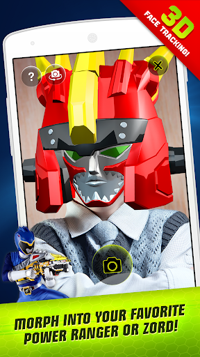 Power Rangers Dino Charge Scan for PC
