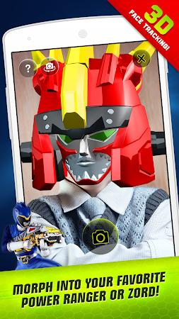 Power Rangers Dino Charge Scan 1.4.6 screenshot 446410