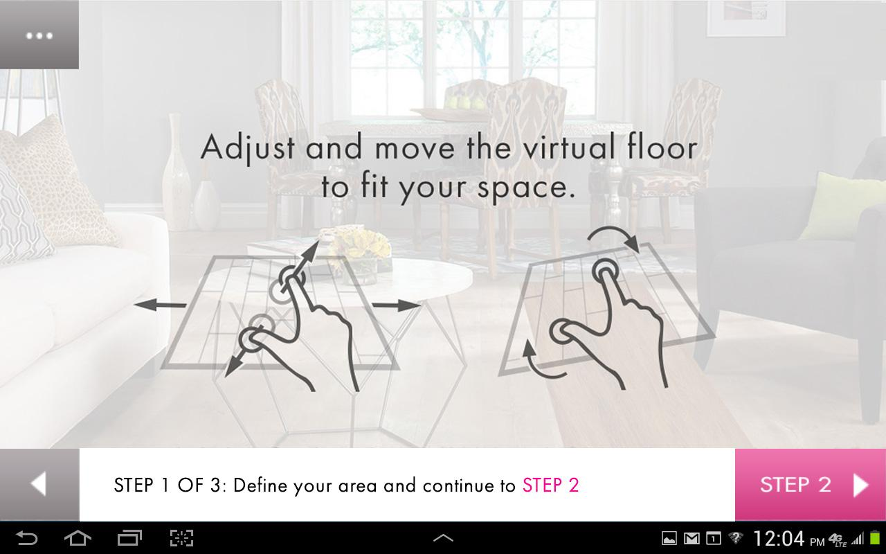 Style My Floor - screenshot
