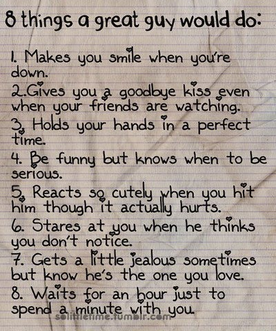 things to say to make a girl love you