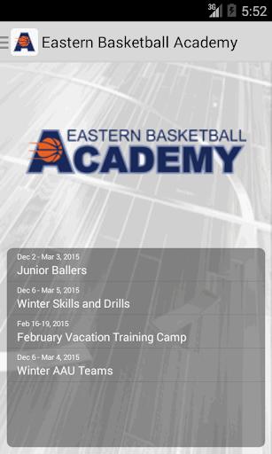 Eastern Basketball